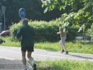 Занятие спортом в Зябликово