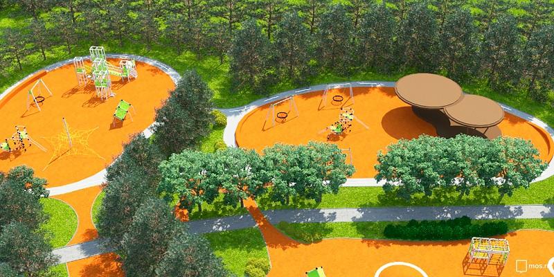 Парк 50-летия Москвы