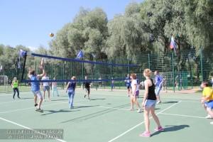 Волейбол в районе Зябликово