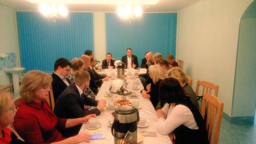 Встреча депутатов