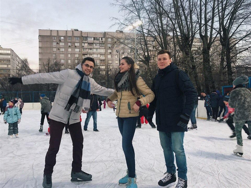 Активисты Молодежной палаты Зябликово