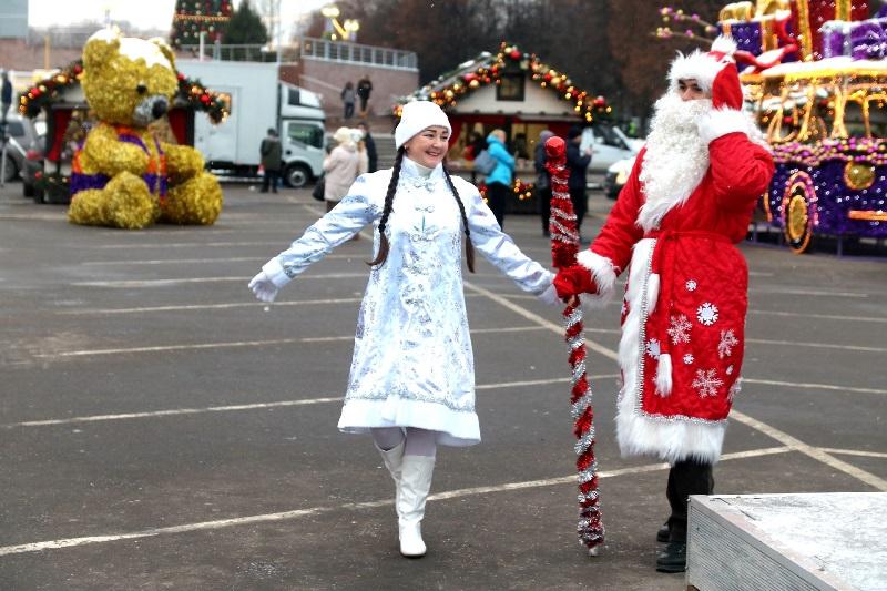 """Первые дни фестиваля """"Путешествие в Рождество"""""""