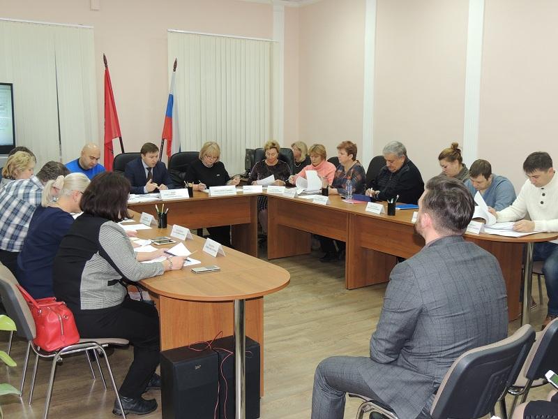 Публичные слушания в районе Зябликово