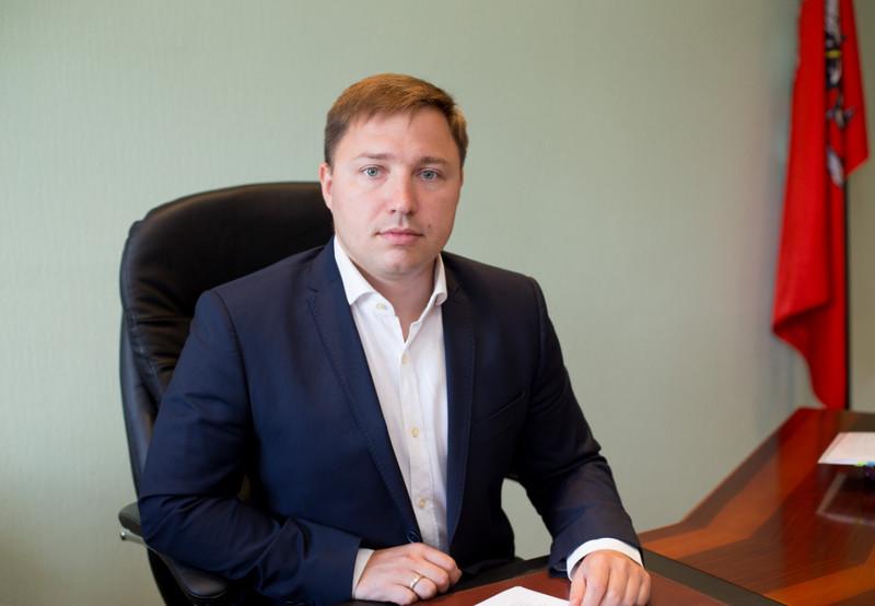 глава управы Зябликово Константин Князев