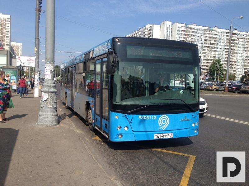 Автобус без турникетов 4