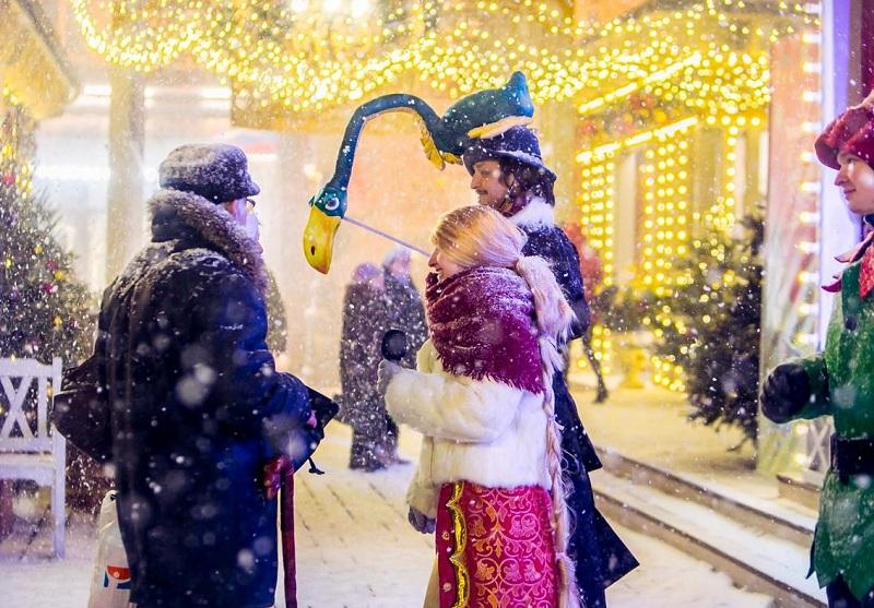путешествие в Рождество, мосру 2711