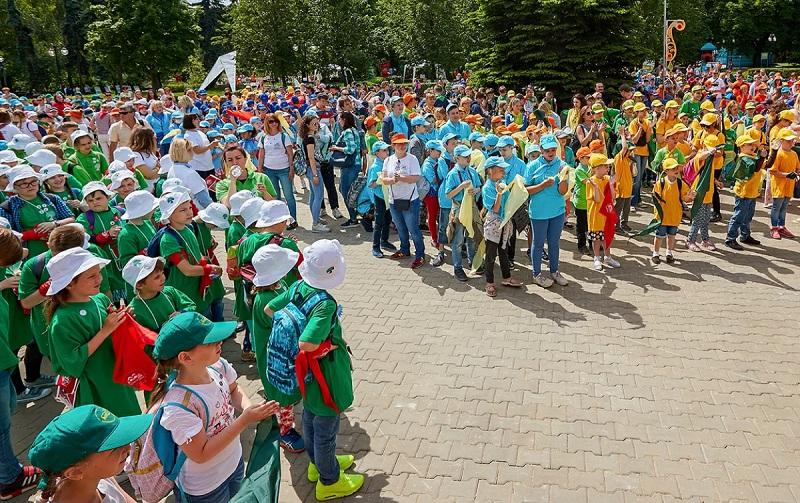 московская смена, дети, лагерь, мосру 29051