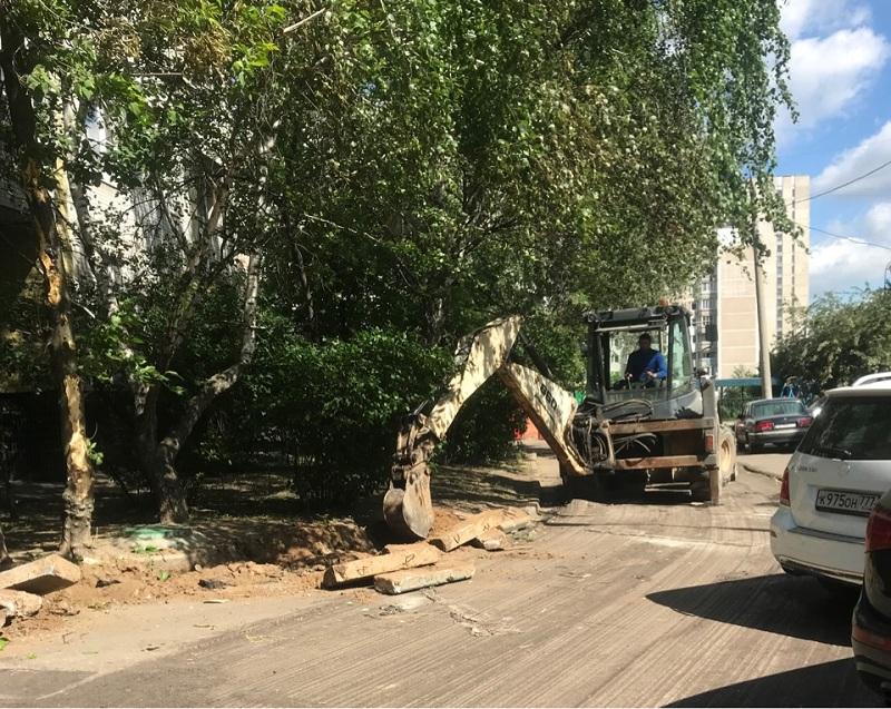 ремонт, дороги, новость на 27.05 зябликово