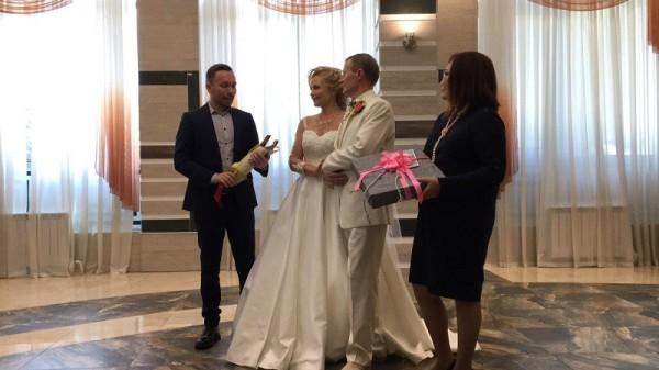 Свадьба, Московское долголетие, ЗАГС, Таболич-Пашинин, 0607 (1)