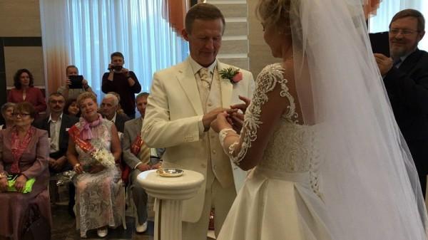 Свадьба, Московское долголетие, ЗАГС, Таболич-Пашинин, 0607 (11)