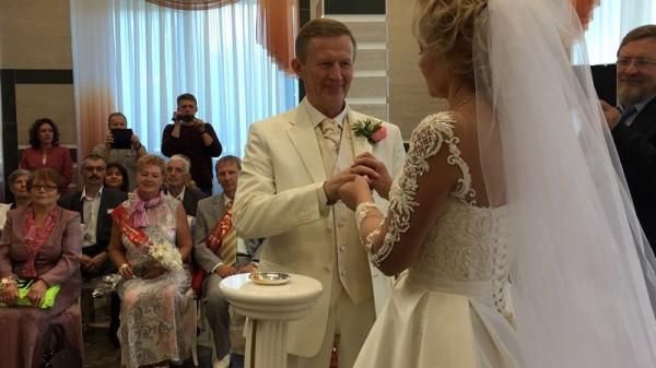 Свадьба, Московское долголетие, ЗАГС, Таболич-Пашинин, 0607 (12)