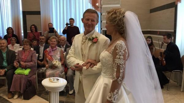 Свадьба, Московское долголетие, ЗАГС, Таболич-Пашинин, 0607 (14)
