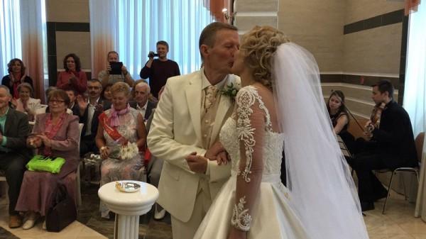 Свадьба, Московское долголетие, ЗАГС, Таболич-Пашинин, 0607 (15)