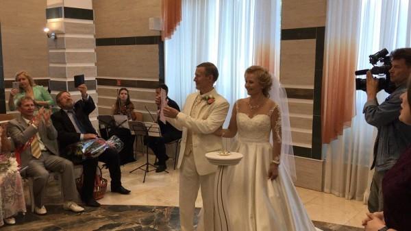 Свадьба, Московское долголетие, ЗАГС, Таболич-Пашинин, 0607 (17)