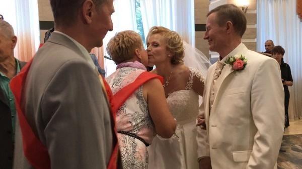 Свадьба, Московское долголетие, ЗАГС, Таболич-Пашинин, 0607 (23)