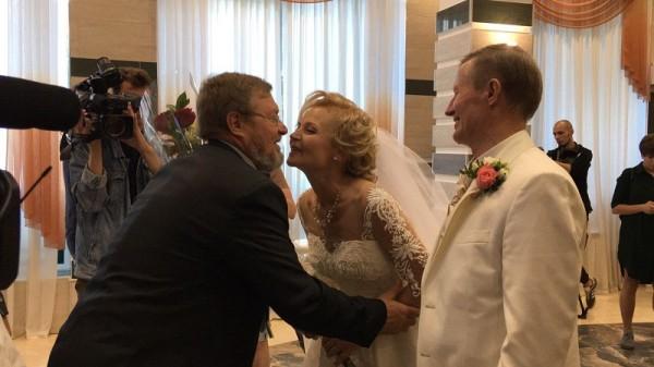 Свадьба, Московское долголетие, ЗАГС, Таболич-Пашинин, 0607 (25)