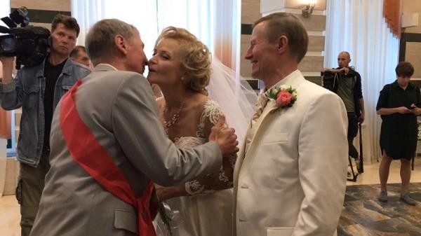 Свадьба, Московское долголетие, ЗАГС, Таболич-Пашинин, 0607 (26)