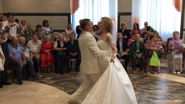 Свадьба, Московское долголетие, ЗАГС, Таболич-Пашинин, 0607 (37)