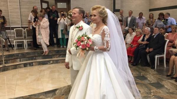 Свадьба, Московское долголетие, ЗАГС, Таболич-Пашинин, 0607 (4)