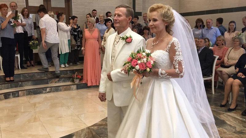 Свадьба, Московское долголетие, ЗАГС, Таболич-Пашинин, 0607 (5)