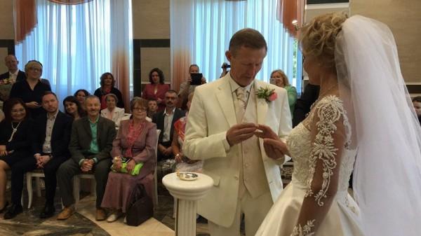Свадьба, Московское долголетие, ЗАГС, Таболич-Пашинин, 0607 (7)
