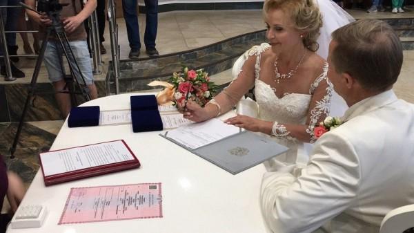 Свадьба, Московское долголетие, ЗАГС, Таболич-Пашинин, 0607 (8)