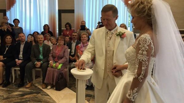 Свадьба, Московское долголетие, ЗАГС, Таболич-Пашинин, 0607 (9)