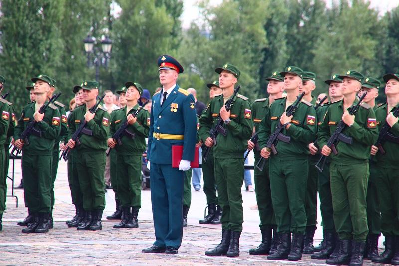Семеновский полк, присяга, РИО, 1607