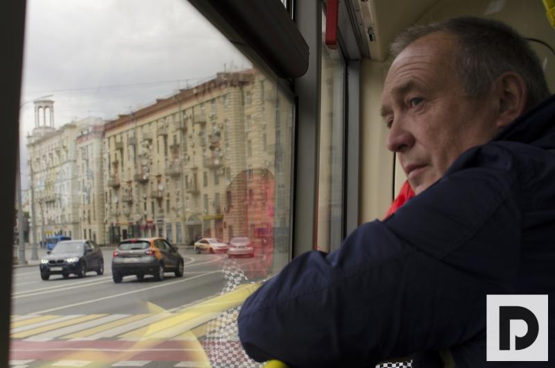 автобус, пассажиры, автор Анна Малакмадзе (9)