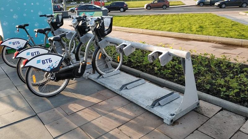 велопрокат, Красногвардейская, Ореховый бульвар, 13081