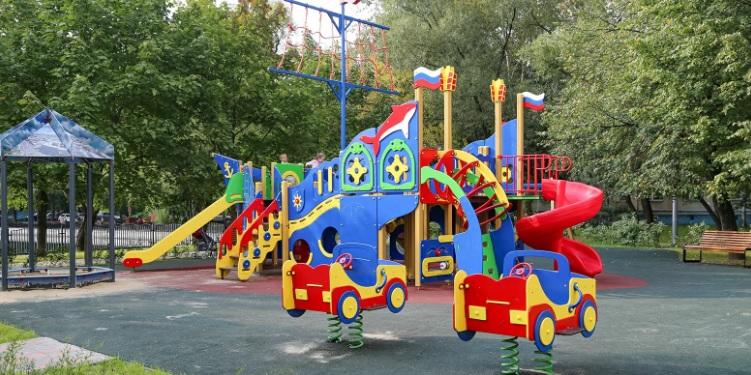 детская площадка. мосру, 2510