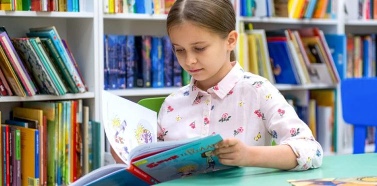 ребенок, библиотека, книга, мосру, 1111