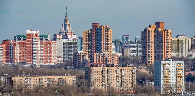 Москва, дома, мосру, 0912