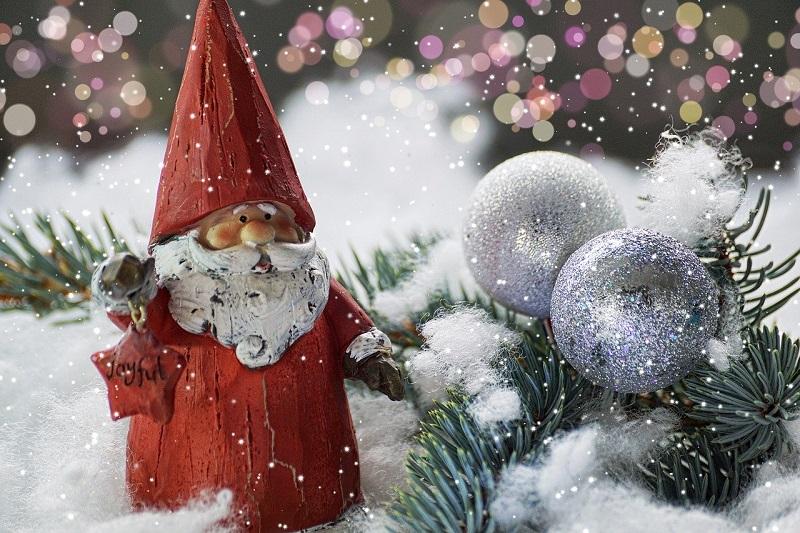 новый год, дед мороз, снег, елка, пиксибей, 2512
